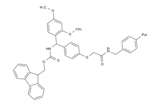 Rink Amide-AM Resin