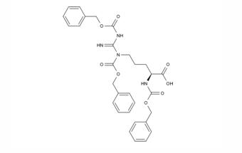 Z-Arg(Z)2-OH CAS号:14611-34-8