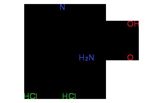 3-(2-Pyridyl)-L-Alanine·2HCl  CAS号:1082692-96-3