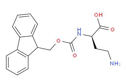 Fmoc-D-Dab-OH CAS号:201484-12-0