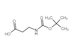 Boc-β-Ala-OH  CAS No.: 3303-84-2