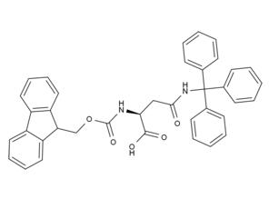 Fmoc-Asn(Trt)-OH  CAS号:132388-59-1