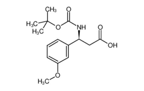 (R)-BOC-3-METHOXY-BETA-PHE-OH