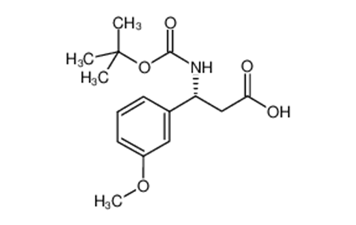 (S)-BOC-3-METHOXY-BETA-PHE-OH
