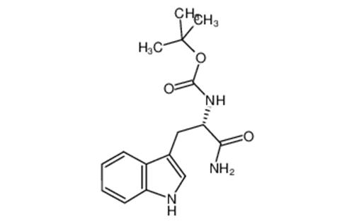 Boc-Trp-NH2