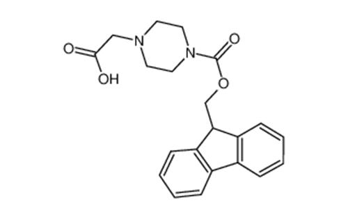 Fmoc-4-carboxymethyl-piperazine