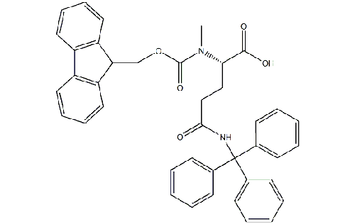 Fmoc-N-Me-Gln(Trt)-OH