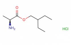 946511-97-3(S)-2-Ethylbutyl 2-aminopropanoate hydrochloride