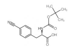 Boc-D-Phe(4-CN)-OH CAS号:146727-62-0