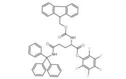 Fmoc-Gln(Trt)-OPfp CAS号:132388-65-9