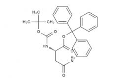 Boc-Asn(Trt)-OH CAS No.: 132388-68-2