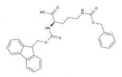 Fmoc-Orn(Z)-OH CAS No.: 138775-07-2