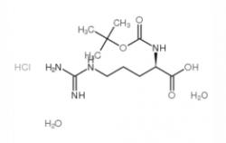 Boc-D-Arg-OH·HCl·H2O CAS No.: 113712-06-4
