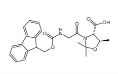 Fmoc-Gly-Thr(psi(Me,Me)Pro)-OH CAS No.: 1262308-49-5