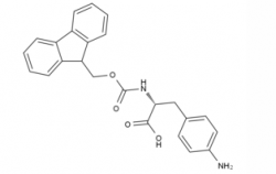Fmoc-D-Phe(4-NH2)-OH