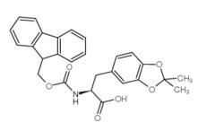 Fmoc-D-Lys(Mtt)-OH CAS No.: 198544-94-4
