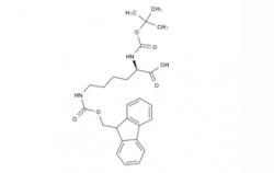Boc-D-Lys(Fmoc)-OH CAS No.: 115186-31-7
