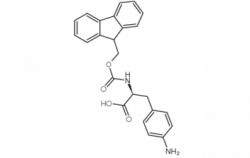 Fmoc-Phe(4-NH2)-OH  CAS No.: 95753-56-3