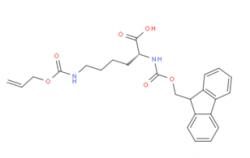 Fmoc-D-Lys(Alloc)-OH