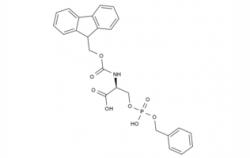 Fmoc-Ser(HPO3Bzl)-OH