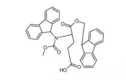 Fmoc-D-Glu-Ofm CAS No.: 252049-17-5