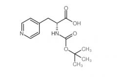 Boc-3-(4-pyridyl)-D-alanine CAS No.: 37535-58-3
