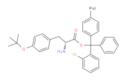 H-Tyr(tBu)-2-Chlorotrityl Resi