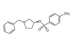 (S)-1-Benzyl-3-((p-tolysulfonyl)oxy)-pyrrolodone
