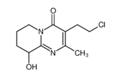 3-(2-Chloroethyl)-6,7,8,9-tetrahydro-9-hydroxy-2-methyl-4H-p