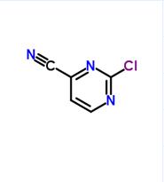 2-Chloropyrimidine-4-Carbonitrile