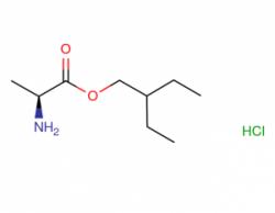 台湾946511-97-3(S)-2-Ethylbutyl 2-aminopropanoate hydrochloride