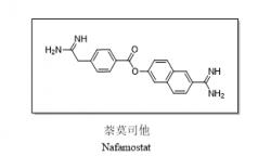 萘莫司他(Nafamostat)